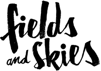 Fields and Skies logo